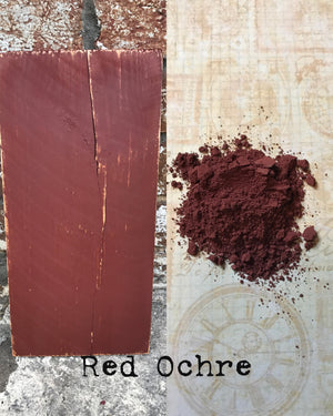 Milk Paint - Red Ochre