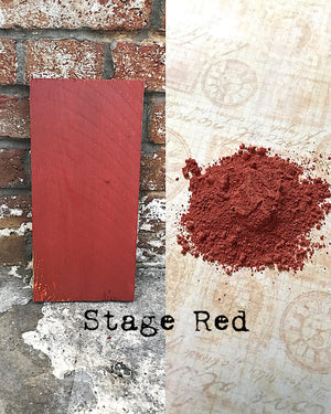 Milk Paint - Stage Red