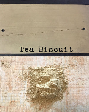 Milk Paint - Tea Biscuit