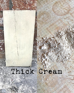 Milk Paint - Thick Cream