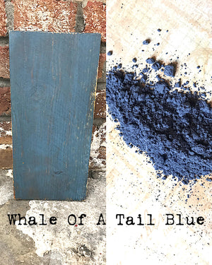 Milk Paint - Whale of a Tail Blue