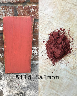 Milk Paint - Wild Salmon