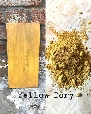 Milk Paint - Yellow Dory