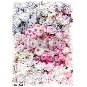 Esmee decoupage paper by redesign with Prima