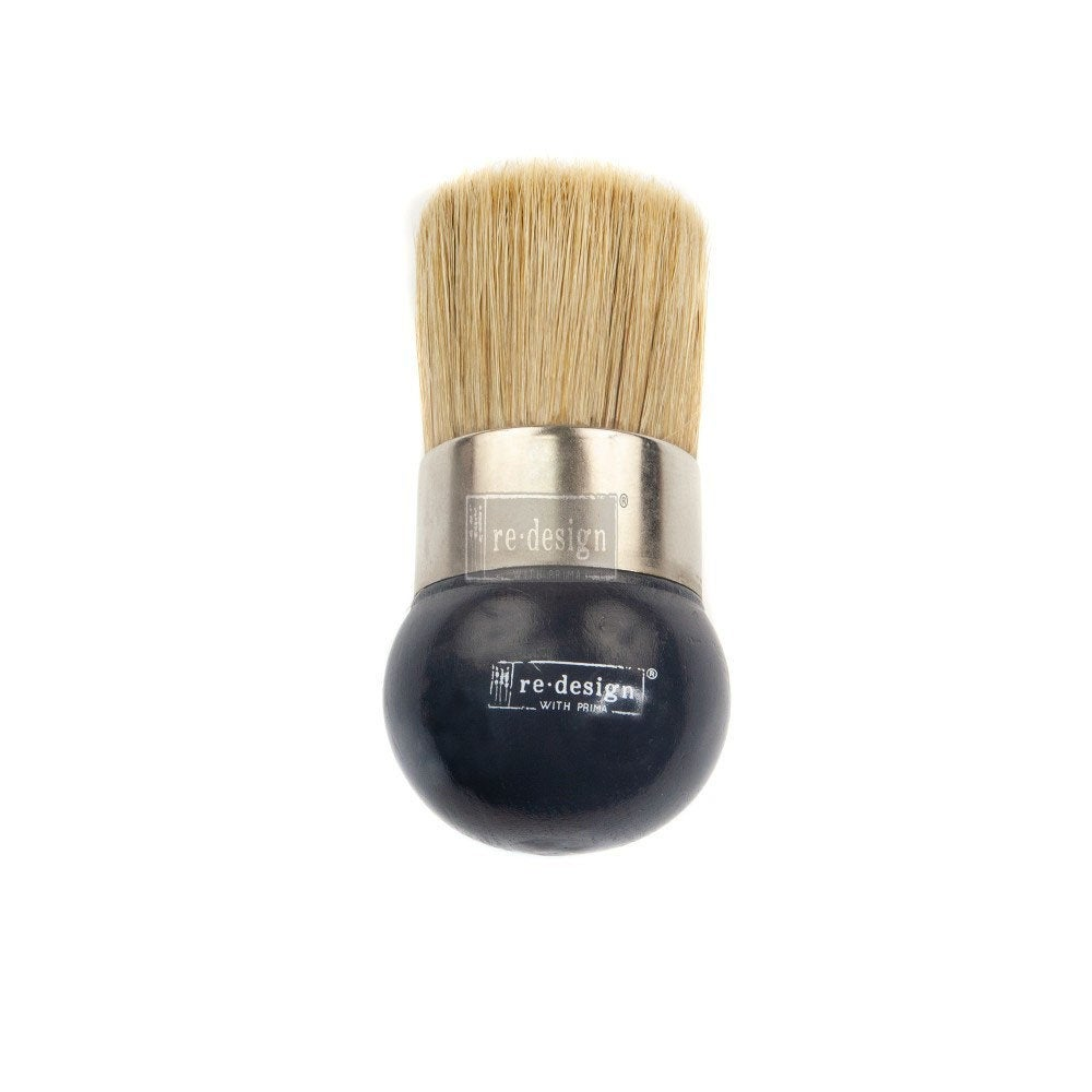 "2"" Wax brush Stencil brush by redesign with Prima!"