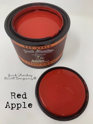 ⭐FRESH RESTOCK⭐ Junk Monkey Paint - Red Apple