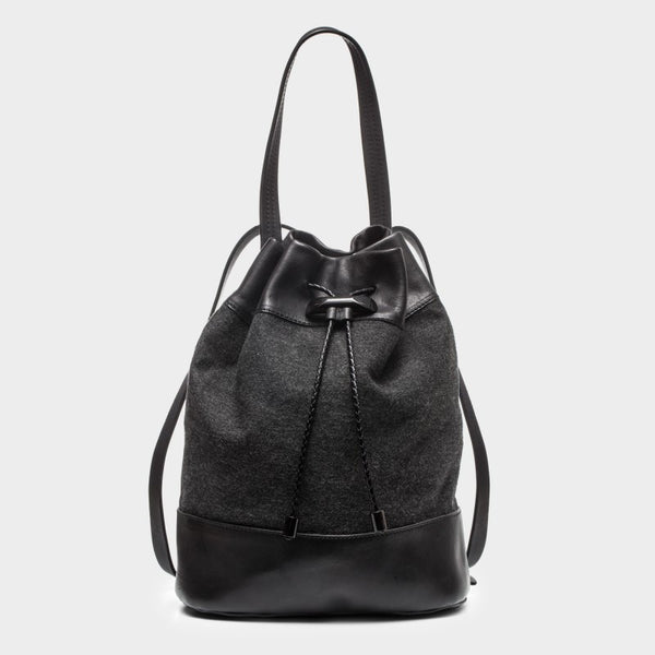 Portola Backpack - Black - nat + sus/the shop