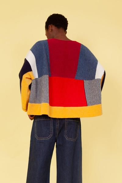 L.F. Markey Murphy Knit Jumper - Multi