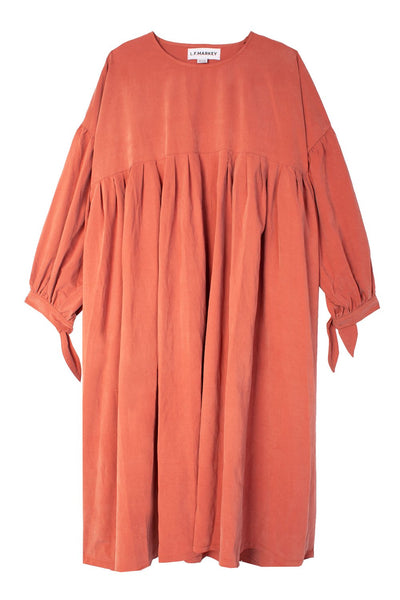 L.F. Markey Magnum Dress - Salmon - One Size - nat + sus