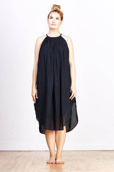 Sale! Zoey Heidi Dress - Black - nat + sus