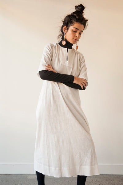 Yoke Dress - Various - nat + sus