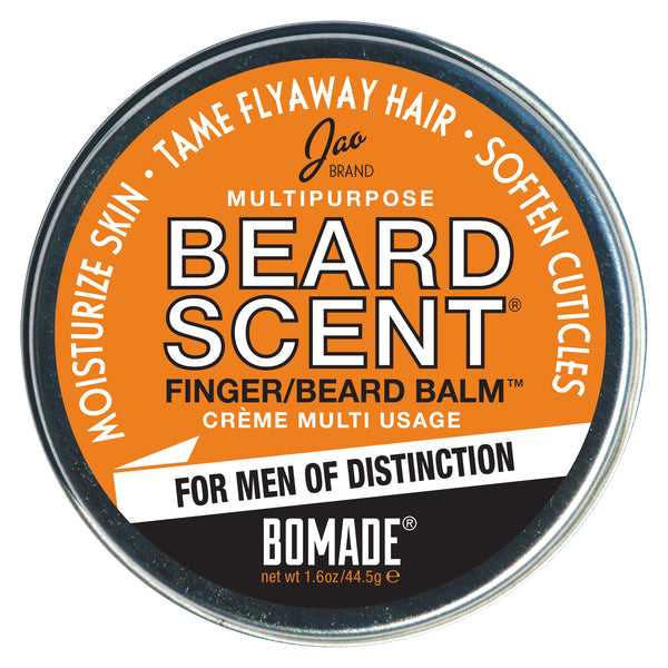 Jao Brand Beard Scent Bomade - Pocket Tin & Large Tin