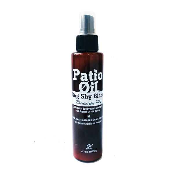 Jao Brand Patio Oil Moisturizing Mist 4.75 oz