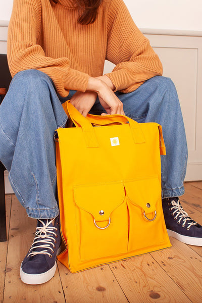 L.F. Markey Super Shopper - Yellow
