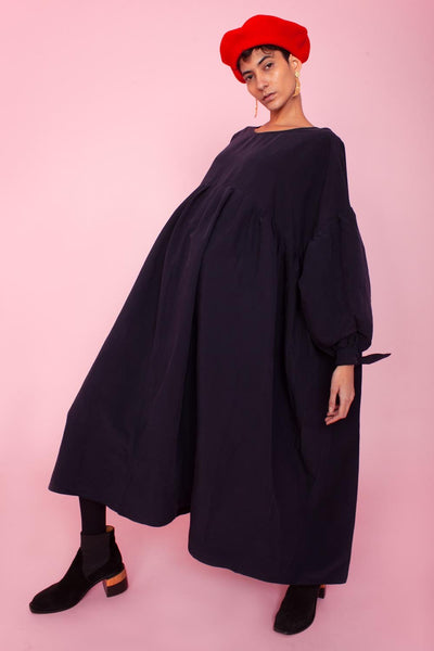 L.F. Markey Magnum Dress - Navy - One Size - nat + sus