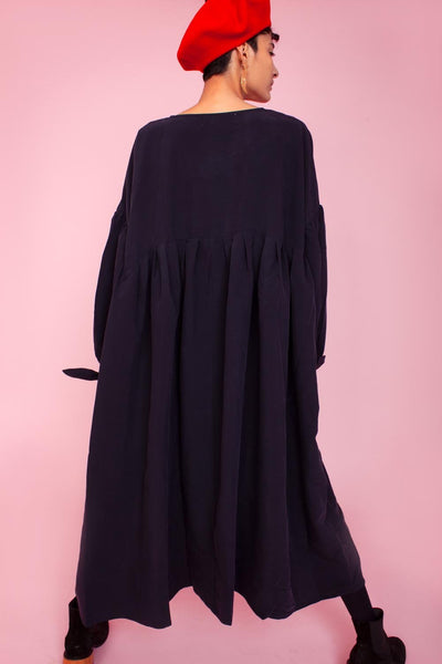 L.F. Markey Magnum Dress - Navy - One Size - nat + sus/the shop