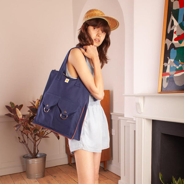 L.F. Markey Super Shopper - Blue