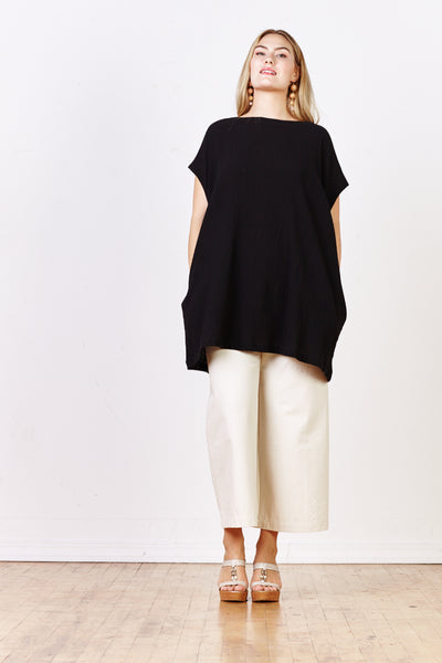 Sleeveless Tunic - Various Colors - nat + sus