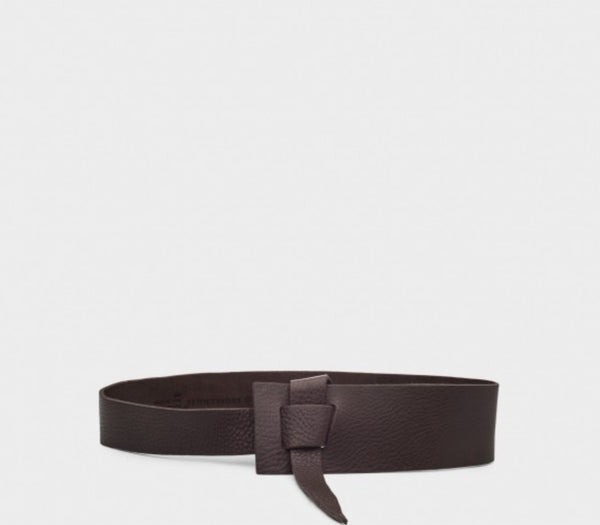 Maze Hip Belt - Chocolate, Tobacco - nat + sus