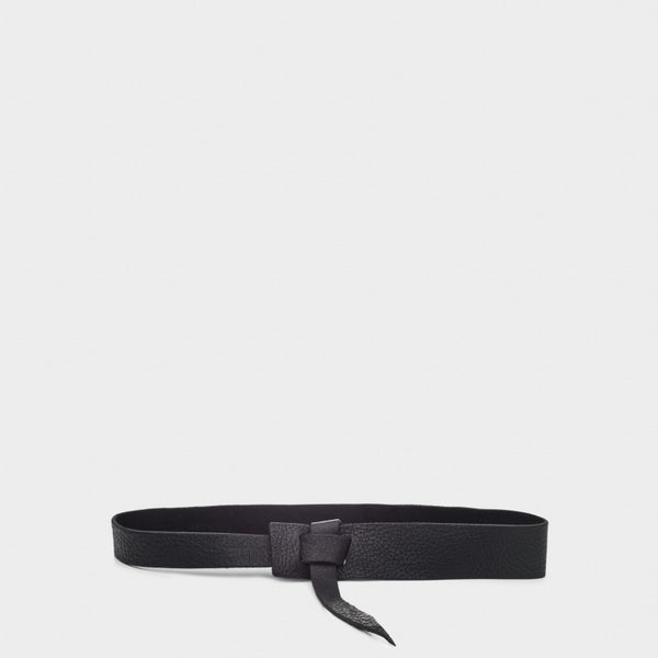 Asymmetrical Hip Belt - Black - nat + sus