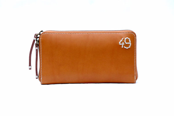 Pebble Beach Wallet - Natural - nat + sus