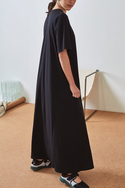 Kowtow Building Block T-Shirt Swing Dress - Various Colors - nat + sus