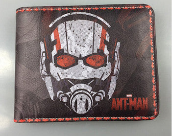 SUPER HOME 2015 HOT STYLE MARVEL ANT MAN DC COMICS ANT-MAN WALLET PU LEATHER SUPERHERO DOLLAR PRICE WALLETS DROP SHIP - Clearlygeek - 2