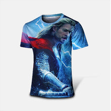 Free shipping 2015 t-shirt Superman/Batman/spider man/captain America /Hulk/Iron Man / t shirt men fitness shirts men t shirts - Clearlygeek - 12