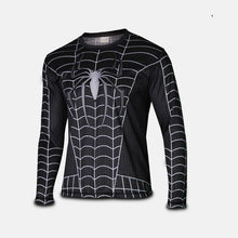 Marvel Super Heroes Avenger Batman sport T shirt Men Compression Armour Base Layer Long Sleeve Thermal Under Top Fitness XS-8XL - Clearlygeek - 15