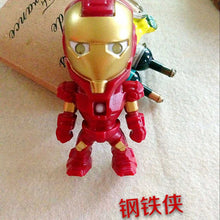 Superhero  iron man keychain toys 2016 New Superhero hulk  minifigure toys - Clearlygeek - 12