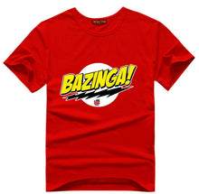 The Big Bang Theory T-shirt Sheldon Cooper super hero green lantern the flash cosplay t shirts comic science geek tee tshirt - Clearlygeek - 12