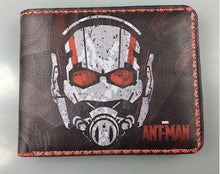 SUPER HOME 2015 HOT STYLE MARVEL ANT MAN DC COMICS ANT-MAN WALLET PU LEATHER SUPERHERO DOLLAR PRICE WALLETS DROP SHIP - Clearlygeek - 1