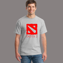 Defense of the Ancients T Shirts Men DOTA 2 Man T-Shirt Multiplayer Game Mens tshirt Cotton O Neck Camisetas Free Shipping Tops - Clearlygeek - 3