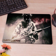 Counter Strike Global Offensive Wallpaper Gaming Rectangle Silicon Durable Mouse Pad Computer Mouse Mat - Clearlygeek - 2