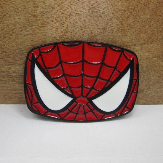 Zinc alloy Superhero The Avengers marvel  spider man belt buckle - Clearlygeek