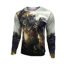 High Quality 2016 Marvel Captain America 2 Winter Soldier Costume 3d Super Hero Jersey Long Sleeves Sport Camisetas T Shirt Men - Clearlygeek - 15