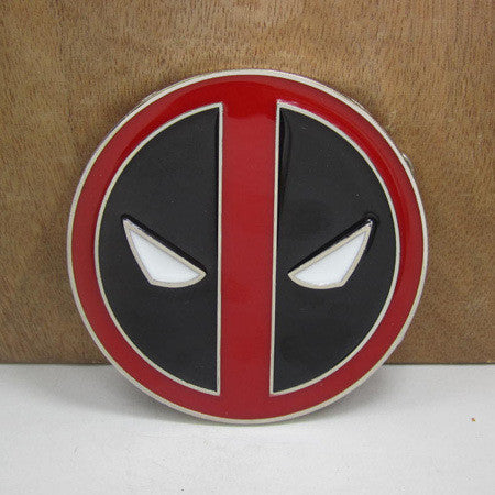 Zinc alloy buckle fashion Deadpool spot sales order quantity FP-03304-1 large price favorably - Clearlygeek