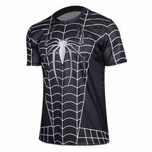 2015 Top Sales Superhero T shirt Tee Superman Spiderman Batman Avengers Captain America Ironman 20 Style Cycling Clothing S-4XL - Clearlygeek - 7