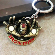 Superhero  iron man keychain toys 2016 New Superhero hulk  minifigure toys - Clearlygeek - 23