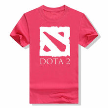 Defense of the Ancients T Shirts Men DOTA 2 Man T-Shirt Multiplayer Game Mens tshirt Cotton O Neck Camisetas Free Shipping Tops - Clearlygeek - 8