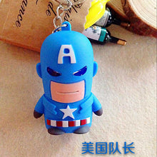 Superhero  iron man keychain toys 2016 New Superhero hulk  minifigure toys - Clearlygeek - 8
