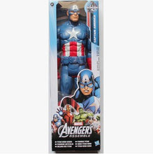 "1 piece Marvel Heros Captain America The First Avenger Superhero 12""30CM PVC Action Figure Toy 4 styles for choose - Clearlygeek - 2"