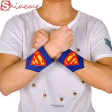 2015 new a pair cartoon kids superhero wristband bracelet Bangle costume hero cosplay for baby boy girl birthday Party supplies - Clearlygeek - 1