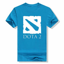 Defense of the Ancients T Shirts Men DOTA 2 Man T-Shirt Multiplayer Game Mens tshirt Cotton O Neck Camisetas Free Shipping Tops - Clearlygeek - 9