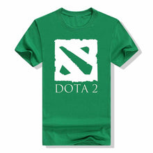 Defense of the Ancients T Shirts Men DOTA 2 Man T-Shirt Multiplayer Game Mens tshirt Cotton O Neck Camisetas Free Shipping Tops - Clearlygeek - 2