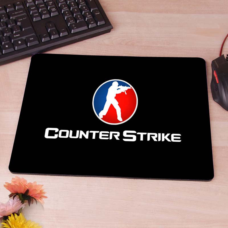 Counter Strike Global Offensive Wallpaper Gaming Rectangle Silicon Durable Mouse Pad Computer Mouse Mat - Clearlygeek - 5