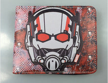 SUPER HOME 2015 HOT STYLE MARVEL ANT MAN DC COMICS ANT-MAN WALLET PU LEATHER SUPERHERO DOLLAR PRICE WALLETS DROP SHIP - Clearlygeek - 3