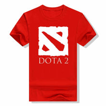 Defense of the Ancients T Shirts Men DOTA 2 Man T-Shirt Multiplayer Game Mens tshirt Cotton O Neck Camisetas Free Shipping Tops - Clearlygeek - 10