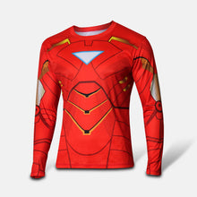 2015 Top Sales Superhero T shirt Tee Superman Spiderman Batman Avengers Captain America Ironman 20 Style Cycling Clothing S-4XL - Clearlygeek - 17
