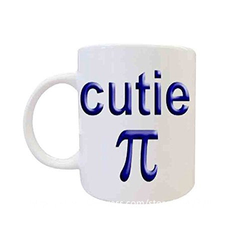 Cutie Pi math geek cool morphing coffee mugs transforming mug heat changing color Tea Cups beer cup Dishwasher&Microwave Safe - Clearlygeek